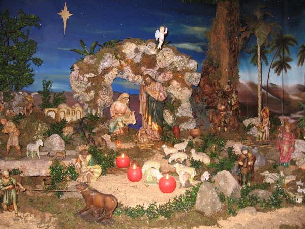 Navidad 2006 039. Belén de Mauricio Uribe Duque (Medellín - Colombia)