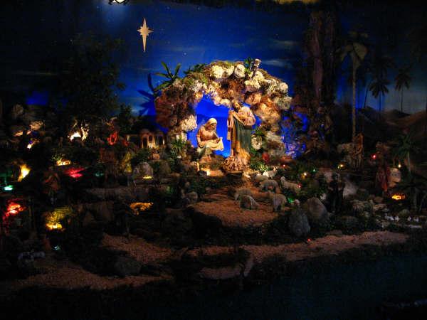 Navidad 2006 049. Belén de Mauricio Uribe Duque (Medellín - Colombia)