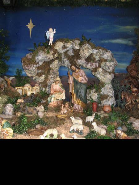 Navidad 2006 056. Belén de Mauricio Uribe Duque (Medellín - Colombia)
