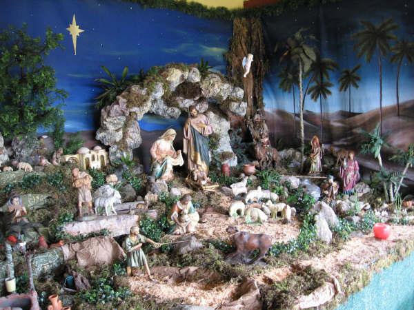 Navidad 2006 063. Belén de Mauricio Uribe Duque (Medellín - Colombia)