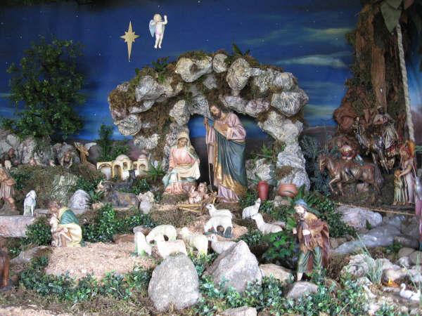 Navidad 2006 064. Belén de Mauricio Uribe Duque (Medellín - Colombia)