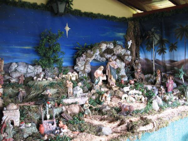 Navidad 2006 065. Belén de Mauricio Uribe Duque (Medellín - Colombia)