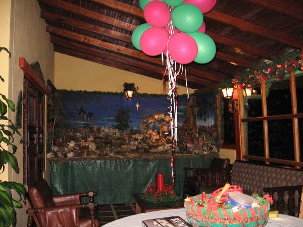 Navidad 2006 077. Belén de Mauricio Uribe Duque (Medellín - Colombia)