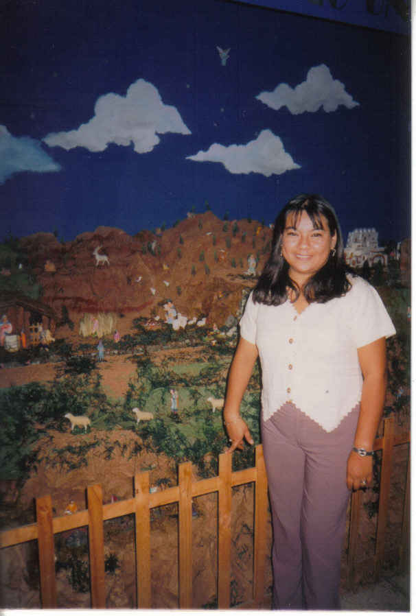 NACIMIENTO KARINA. Belén de Oscar José Guerrero (Piura - Perú)