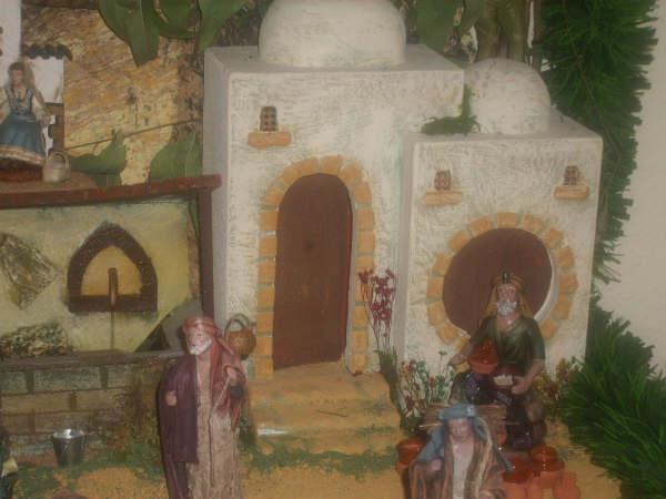 alfarero. Belén de David Peinado e Hijo (Sevilla)