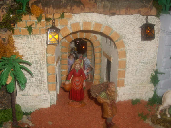 callejon 2. Belén de David Peinado e Hijo (Sevilla)