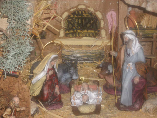 nacimiento 2. Belén de David Peinado e Hijo (Sevilla)