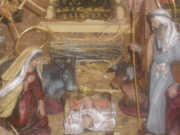 nacimiento 3. Belén de David Peinado e Hijo (Sevilla)