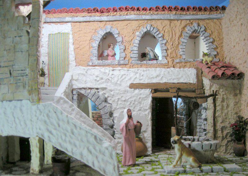 Anunciacion 2007. Dioramas de Emili Tordera Preixens (Lérida)