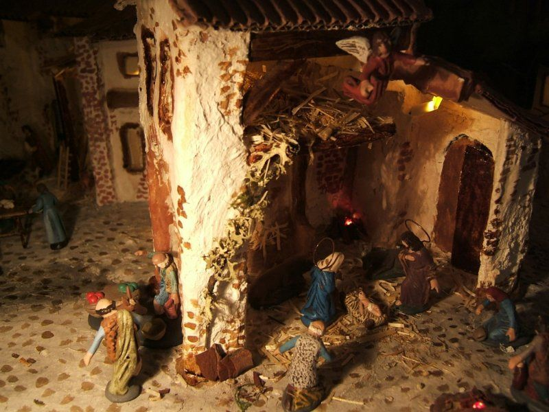Pesebre pictures for Nacimiento belen