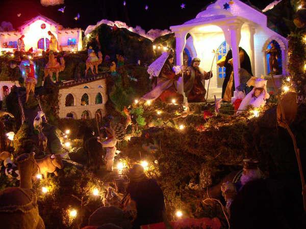 09 Reyes Magos 02. Belén de la Familia Osegueda Zepeda (Ciudad Guatemala - Guatemala)