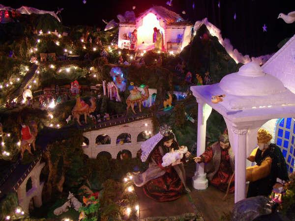 15 Reyes Magos 03. Belén de la Familia Osegueda Zepeda (Ciudad Guatemala - Guatemala)
