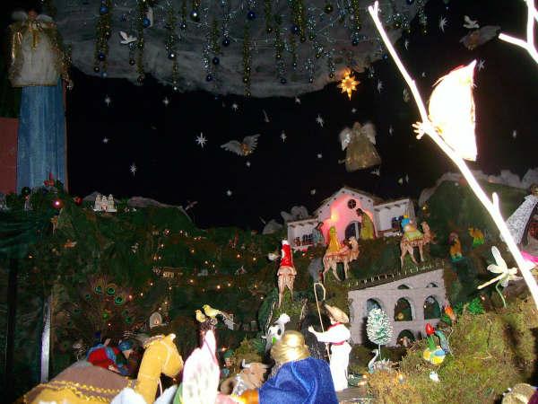 16 Reyes Magos 04. Belén de la Familia Osegueda Zepeda (Ciudad Guatemala - Guatemala)