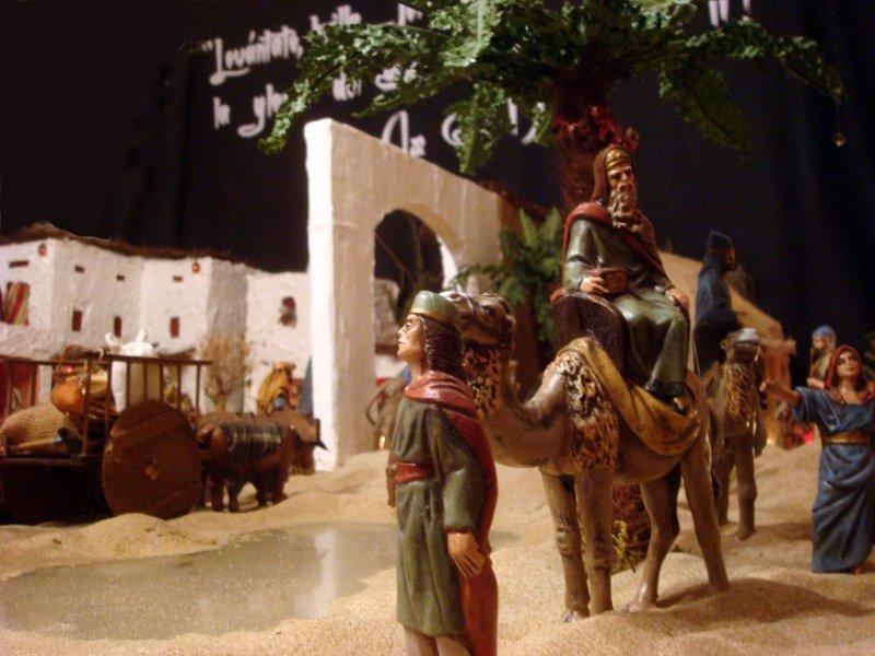 reyes. Belén de Fernando Ramos Trillo (Paracuellos de Jarama - Madrid)
