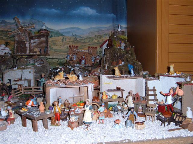 Navidad 2007-08 002. Belén de Carmen Carlota Ordas Gomez (Madrid)