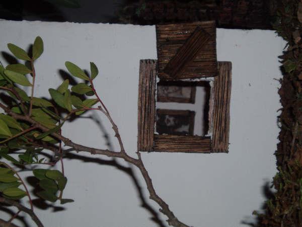detalle cabecero cama. Belén de Manuel Pozo Campos (Casariche - Sevilla)