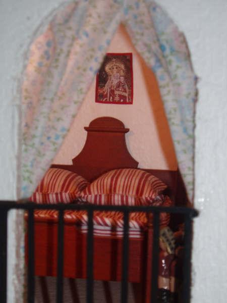 detalle casa ricos. Belén de Manuel Pozo Campos (Casariche - Sevilla)