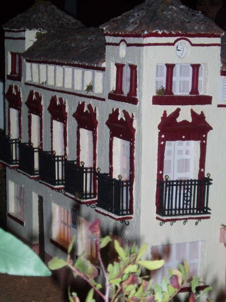 edificio. Belén de Manuel Pozo Campos (Casariche - Sevilla)