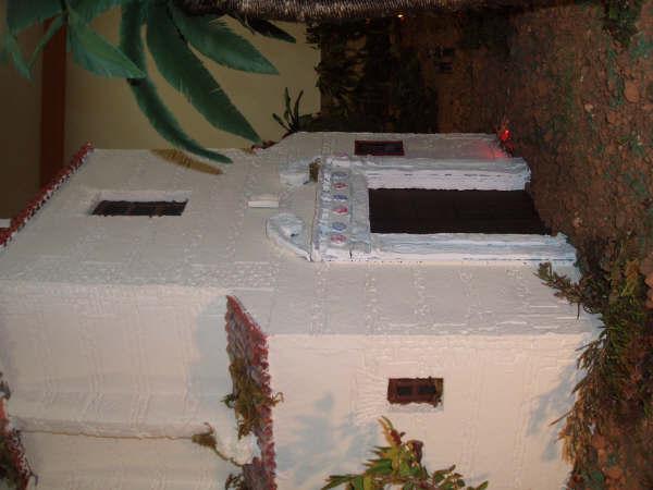 iglesia. Belén de Manuel Pozo Campos (Casariche - Sevilla)