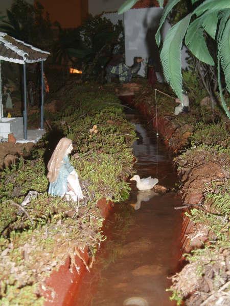 rio. Belén de Manuel Pozo Campos (Casariche - Sevilla)