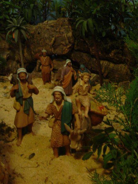 pastores. Belén de Miguel Benitez (Córdoba)
