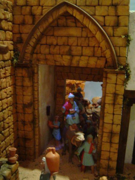 puerta. Belén de Miguel Benitez (Córdoba)