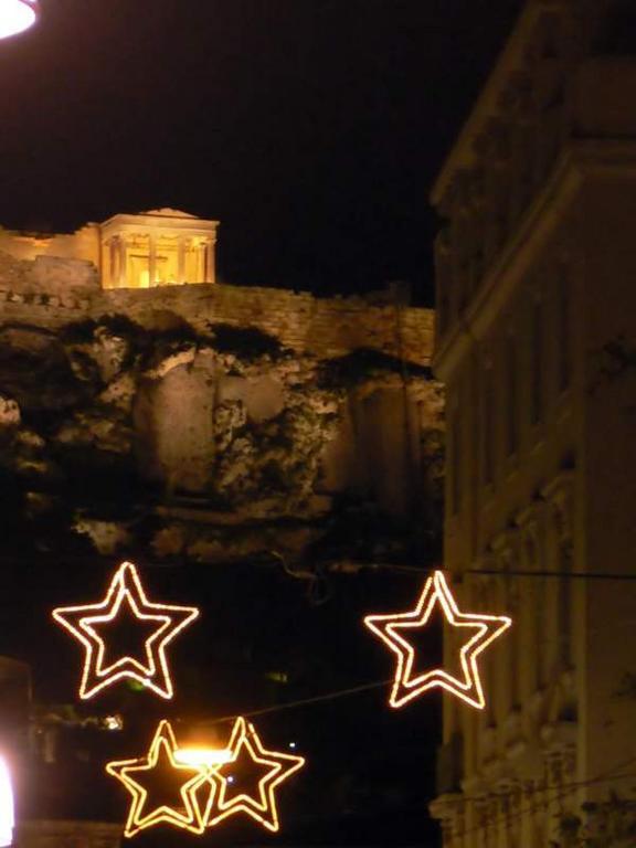 Estrellas en Atenas. Atenas (Grecia) (Atenas)