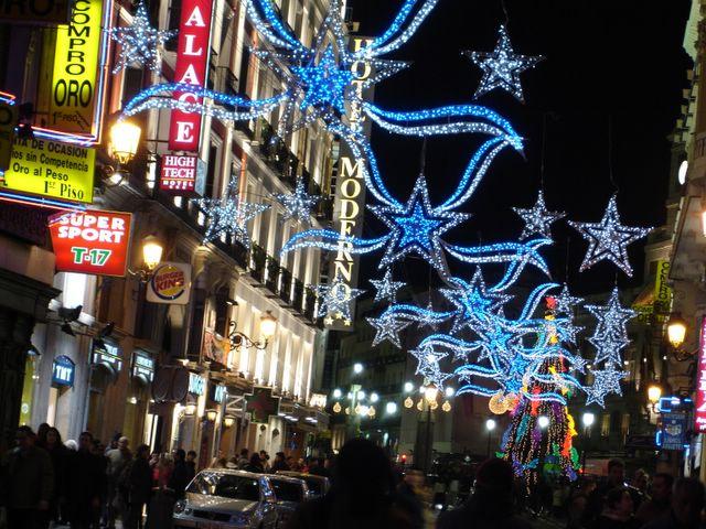 Arenal de Navidad. Navidad 2005 en Madrid