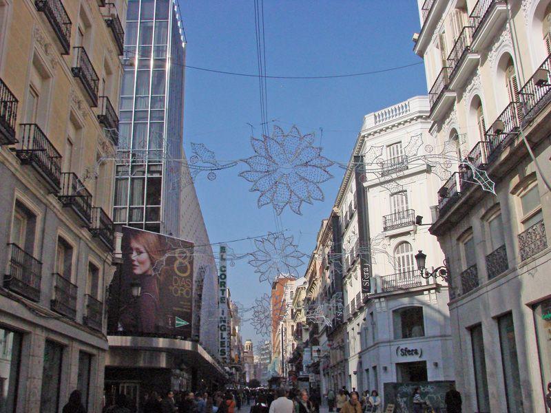 CINov2006. Navidad 2006 en Madrid