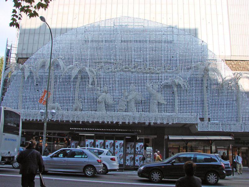 CIPrincNov2006. Navidad 2006 en Madrid