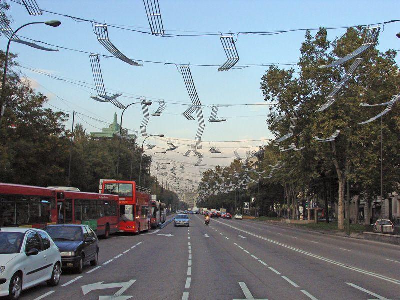 CibelesNov2006 2. Navidad 2006 en Madrid