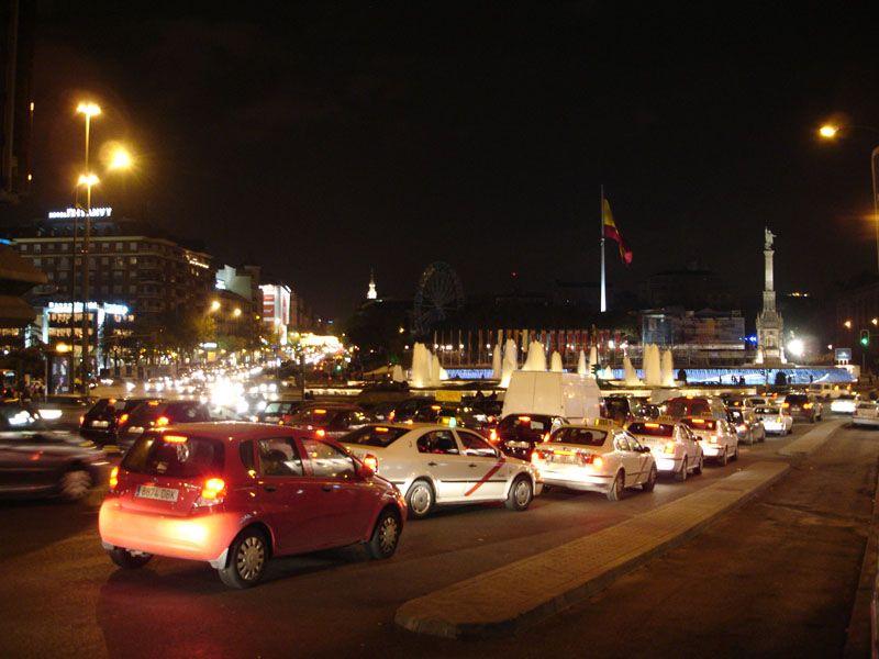 Colon2006. Navidad 2006 en Madrid