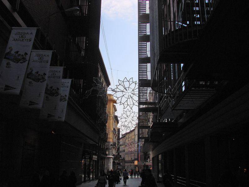 FNACNov2006. Navidad 2006 en Madrid