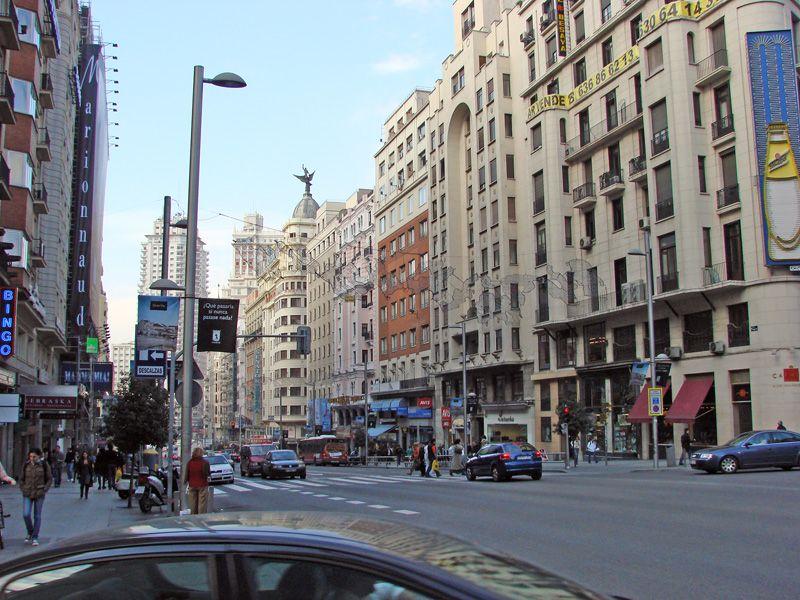 GVNov2006 6. Navidad 2006 en Madrid