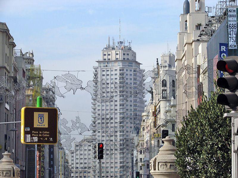 GVNov2006. Navidad 2006 en Madrid