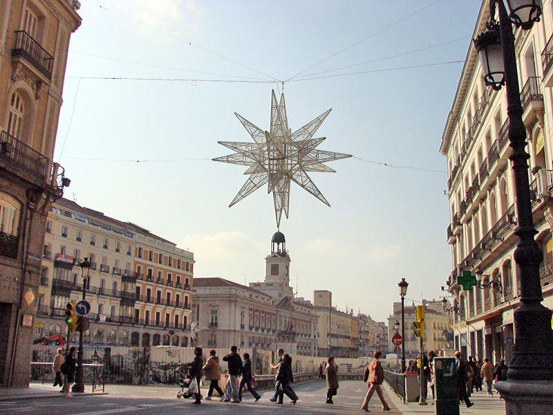 Pta_Sol Nov2006 1. Navidad 2006 en Madrid