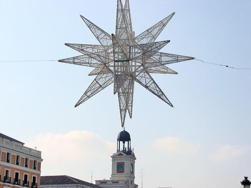Pta_Sol Nov2006 2. Navidad 2006 en Madrid