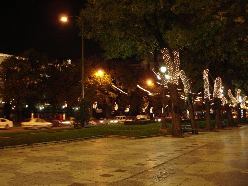 Recoletos2006-2. Navidad 2006 en Madrid