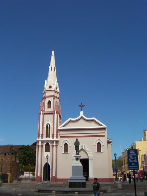 Templo de San Francisco. Maracaibo (Venezuela) (Maracaíbo)