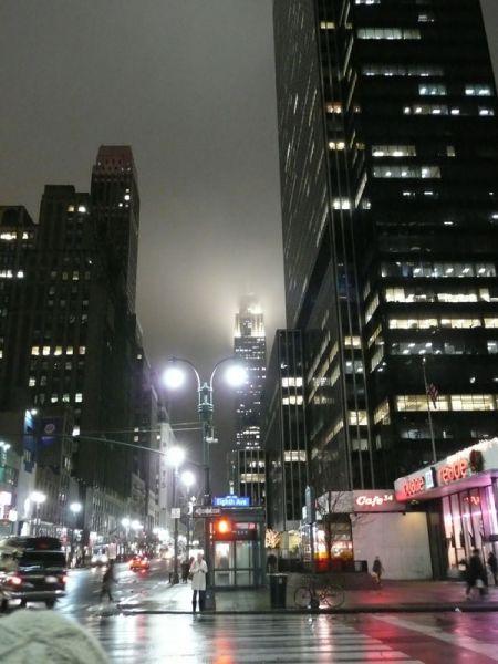 Octava avenida. Nueva York (USA)