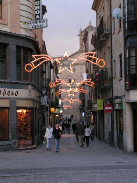 Calle_Melendez. Salamanca (España)