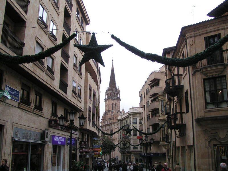 Calle_Toro. Salamanca (España)