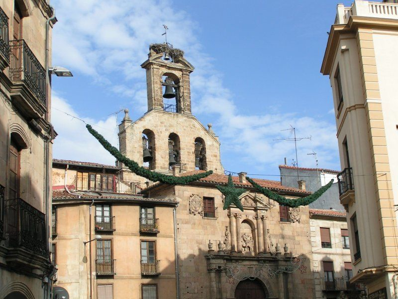 Rua Mayor 1. Salamanca (España)