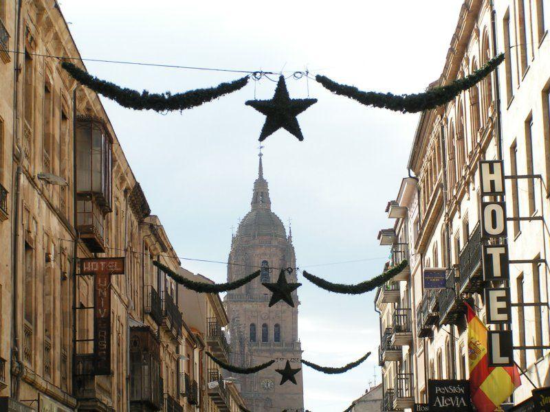 Rua Mayor 2. Salamanca (España)