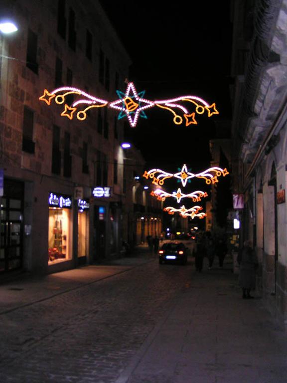 Calle_San_Pablo. Salamanca (España)