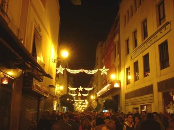 Calle Tetuan. Sevilla (España)