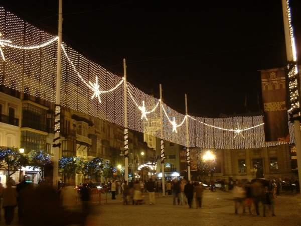 Plaza de San Francisco. Sevilla (España)