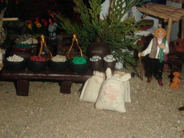 13 COLMADO. Belén de Familia Bach Contreras