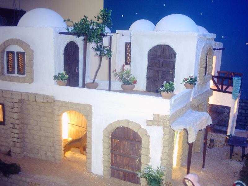 La misma casa pero vista desde otro ángulo. Belén de Fernando Leguizamón (Metán, Salta)