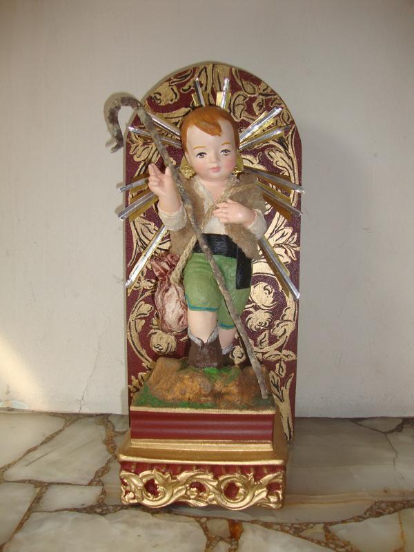 el divino pastorcito. Belén de Ariel Horacio